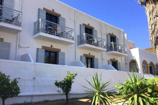 family hotel joanna on patmos island