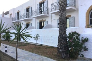 joanna hotel on patmos island