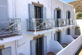 joanna hotel patmos room balconies